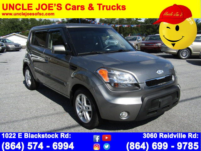 used cars Spartanburg Moore Uncle Joe\'s 2010 Kia Soul quick approval ...