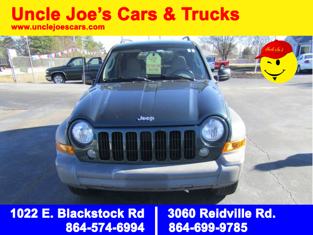 2004 Jeep Liberty Mpg >> 2005 Jeep Liberty - Uncle Joe's Cars & Trucks