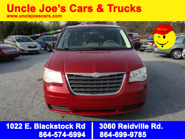 2008 Chrysler Town Amp Country Uncle Joe S Cars Amp Trucks