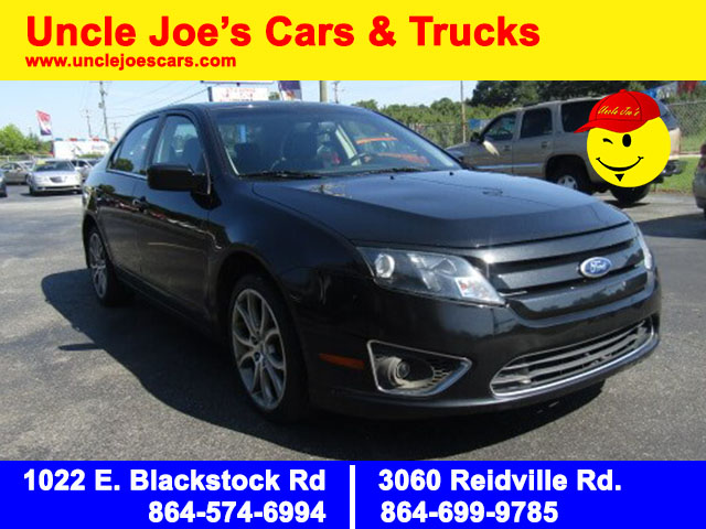 2010 Ford Fusion - Uncle Joe's Cars & Trucks
