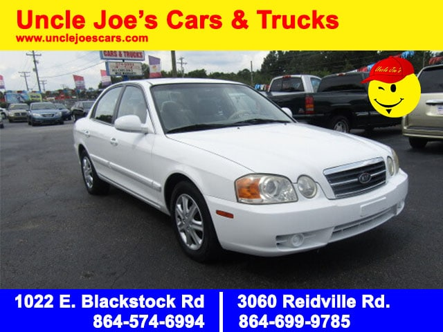 2004 Kia Optima Uncle Joe S Cars Trucks
