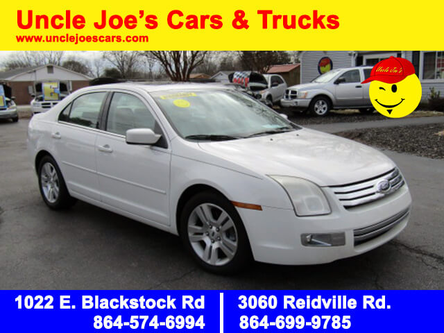 2008 Ford Fusion - Uncle Joe's Cars & Trucks