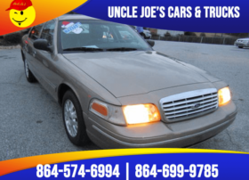 2004 Ford Crown Victoria