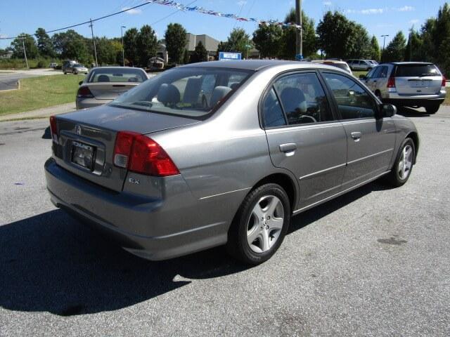 used cars used Hondas Spartanburg Uncle Joe's 2004 Honda Civic EX used Civics near me bad credit ...
