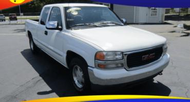GMC Sierra 1500 1999