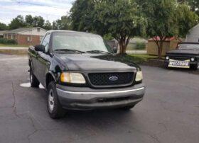 Ford F-150 2003 Black