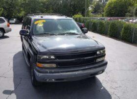 Chevrolet Suburban 1500 2004 Black
