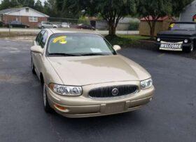 Buick LeSabre 2005 Gold