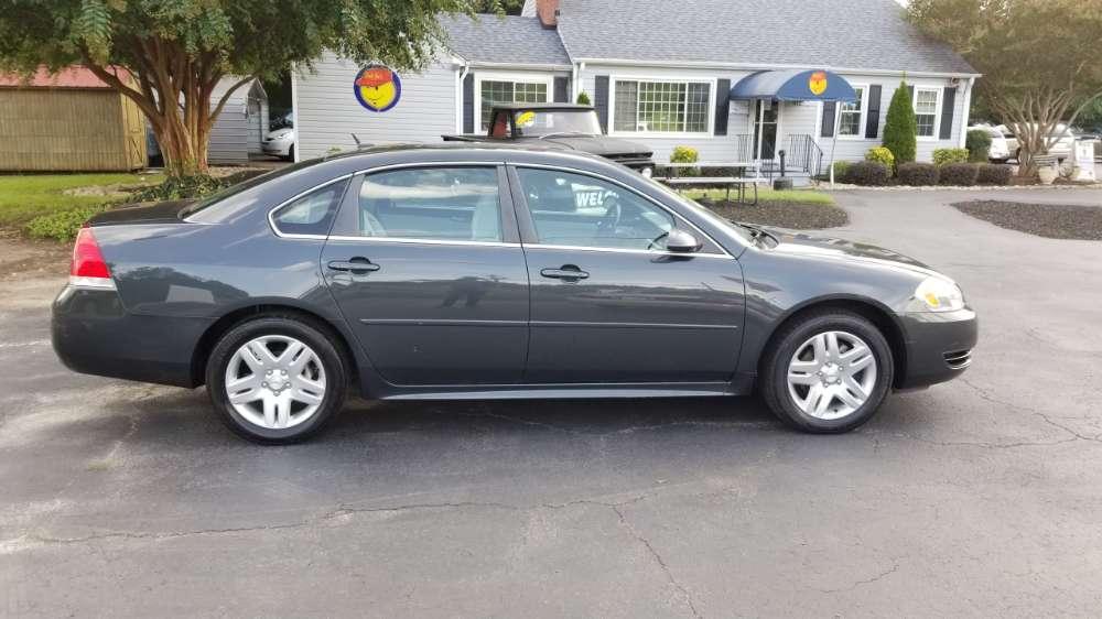 Chevrolet Impala 2013 Gray