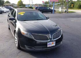 Lincoln MKS 2014 Black
