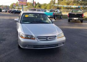 Honda Accord 2002 Silver