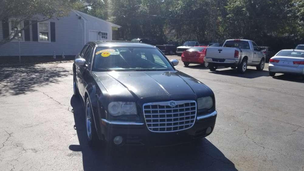 Chrysler 300C 2005 Black