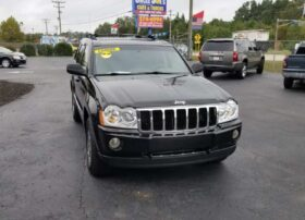 Jeep Grand Cherokee 2005 Black