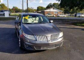 Lincoln MKS 2011 Gray