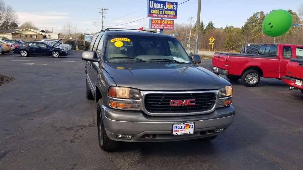 Chevrolet Yukon XL 2000 Gray