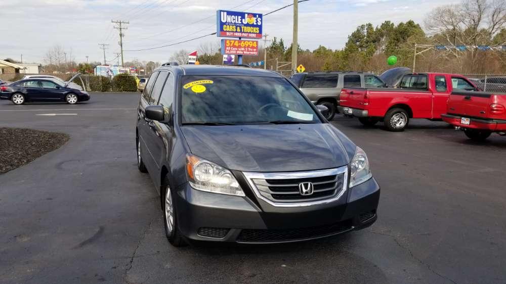 Honda Odyssey 2010 Gray