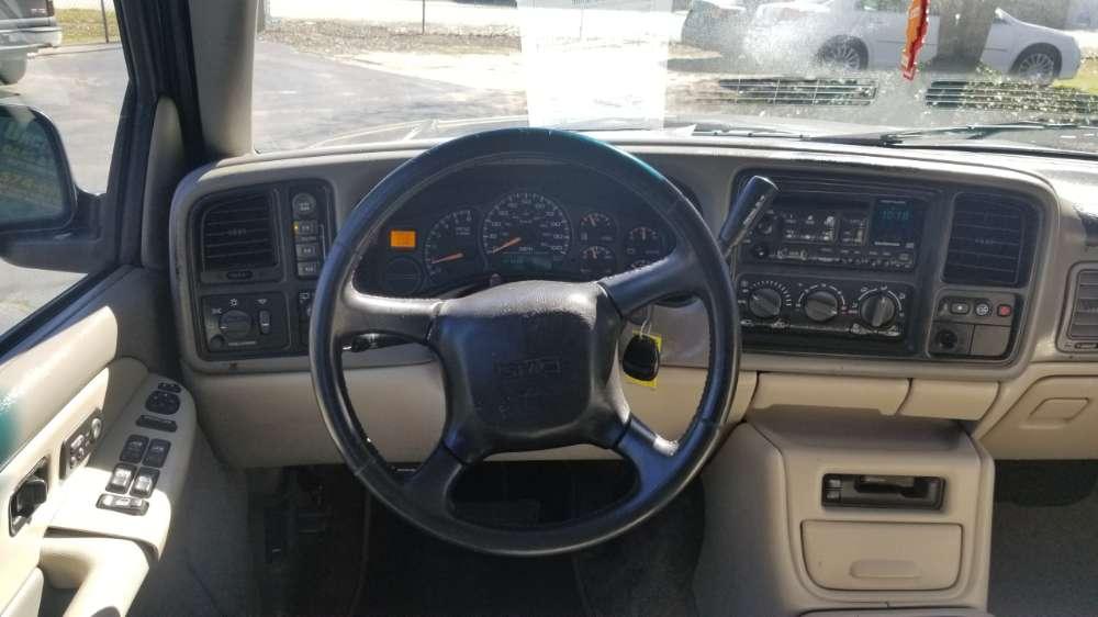 Gmc Yukon XL 2001 Gray