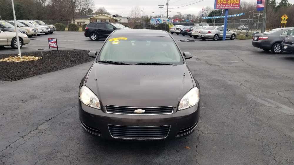 Chevrolet Impala 2008 Black