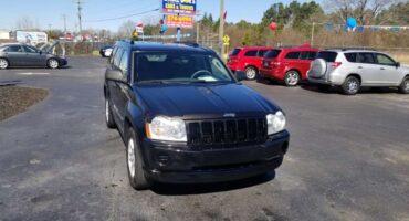 Jeep Grand Cherokee 2005 Black