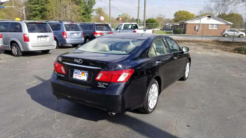 Lexus ES 2009 Black