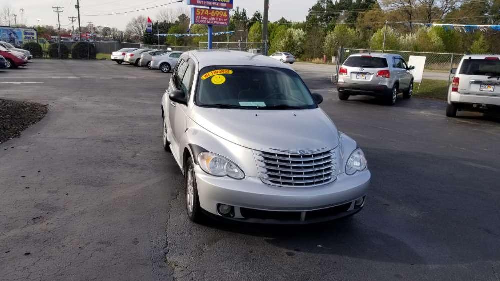 Chrysler PT Cruiser 2010 Silver