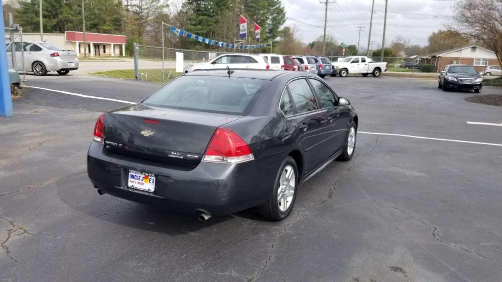 Chevrolet Impala 2014 Dark Gray