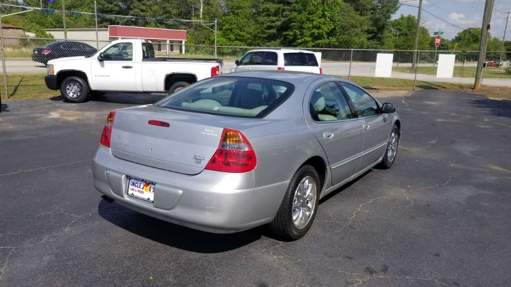 Chrysler 300 2003 Silver