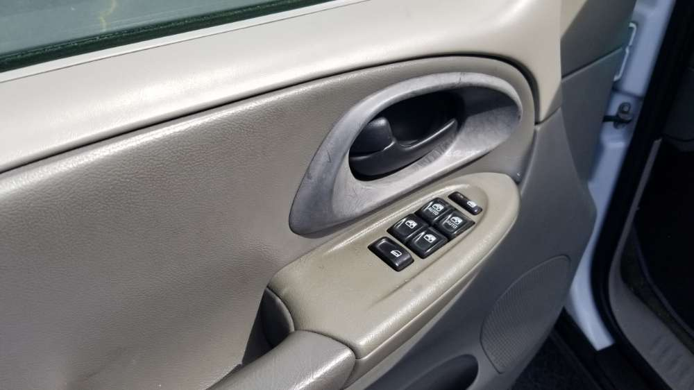 Chevrolet Blazer, Trailblazer 2004 White