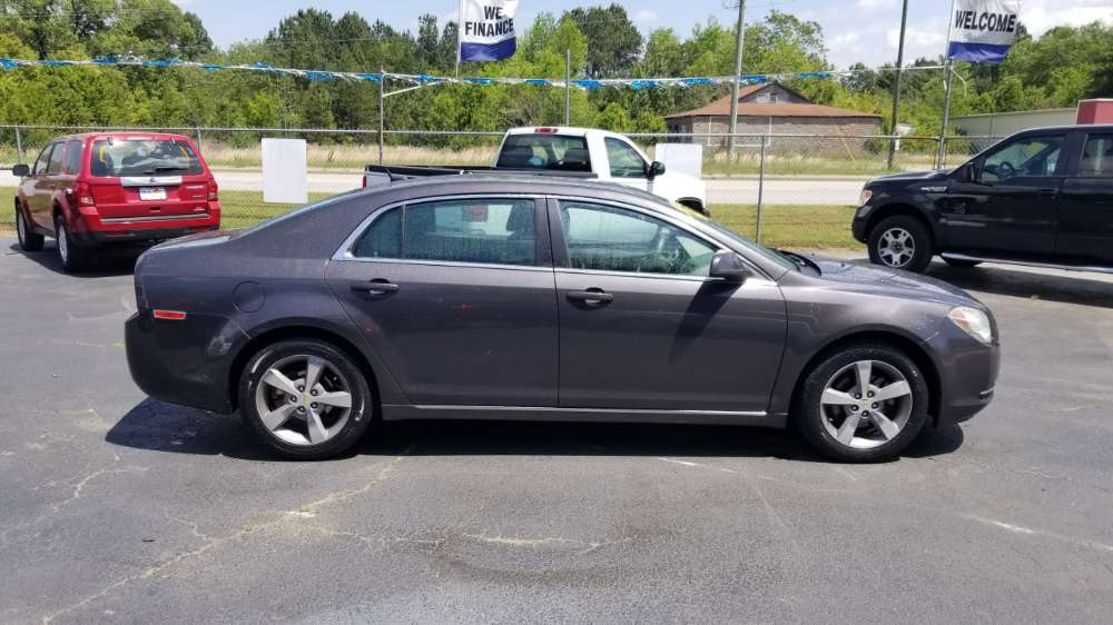 Chevrolet Malibu 2011 Dark Gray