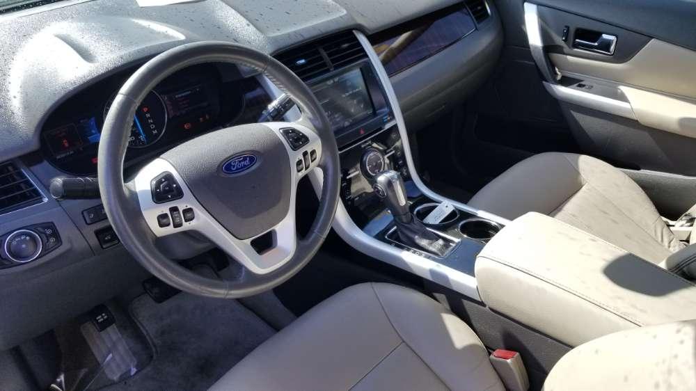 Ford Edge 2011 Black
