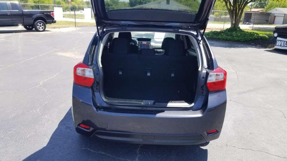 Subaru Impreza 2013 Gray