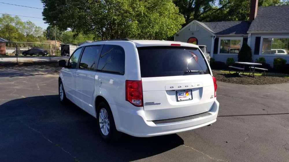 Dodge Grand Caravan 2014 White