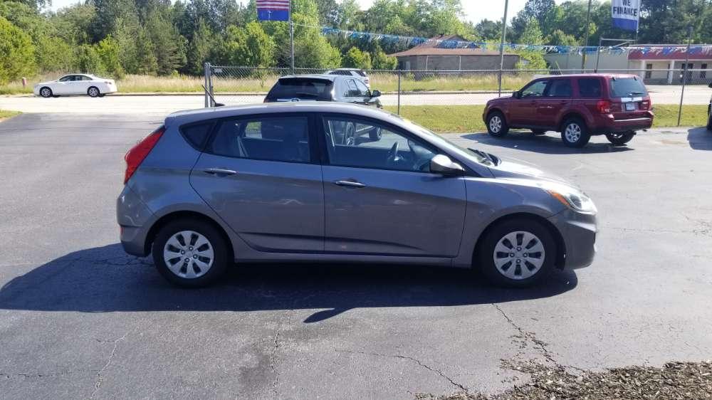 Hyundai Accent 2015 Gray