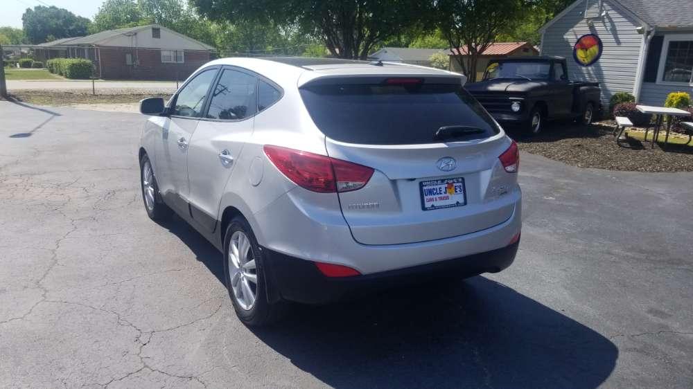 Hyundai Tucson 2013 Silver