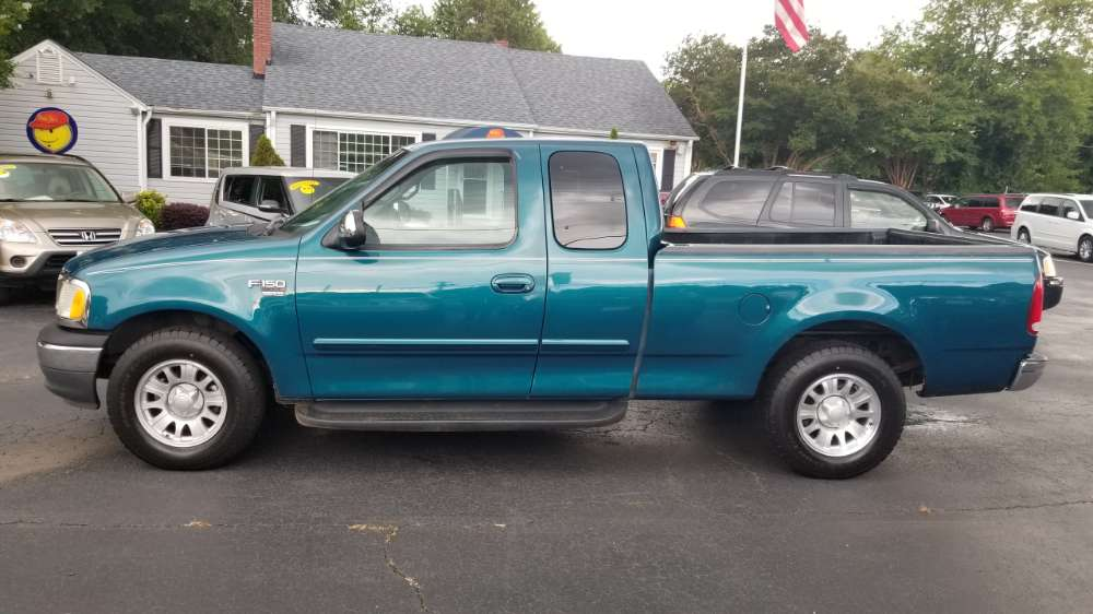Ford F-150 2000 Teal