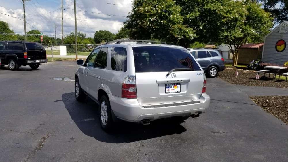 Acura MDX 2006 Silver
