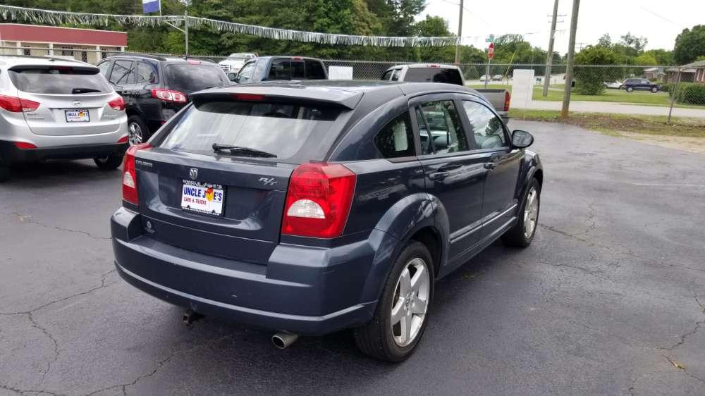 Dodge Caliber 2008 Blue