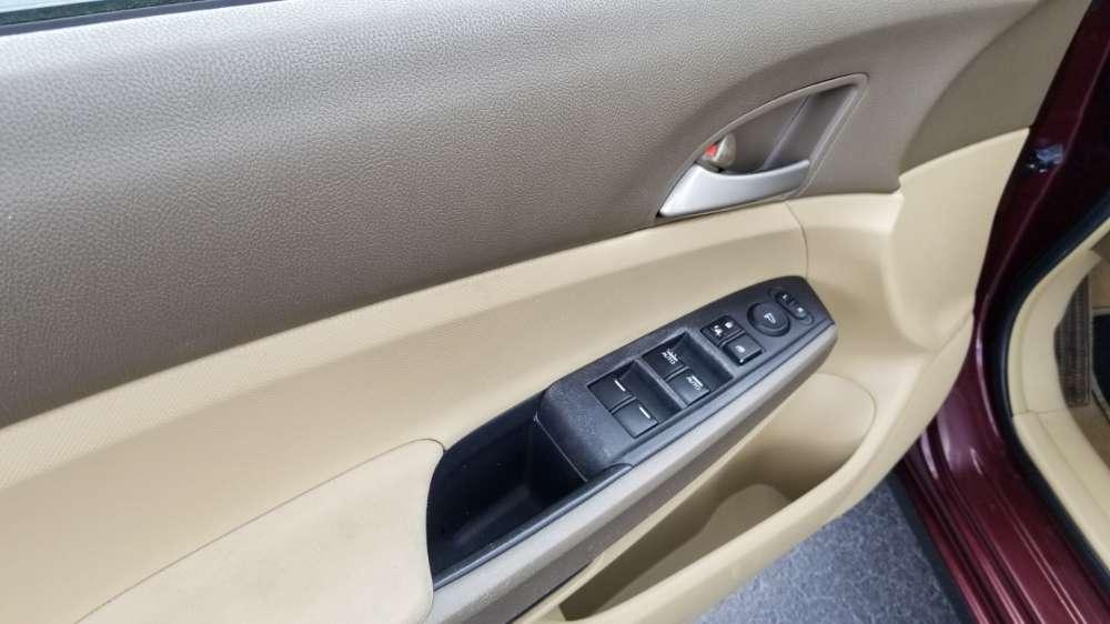 Honda Accord 2008 Maroon