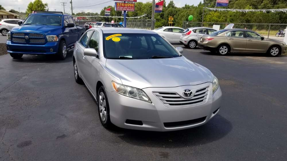 Toyota Camry 2009 Silver
