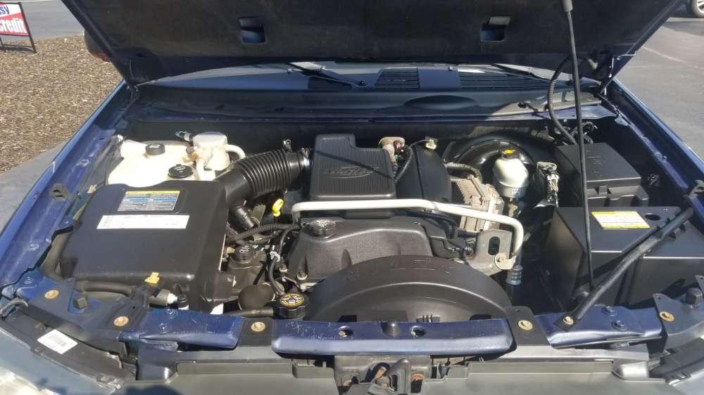 Chevrolet Trailblazer 2005 Blue