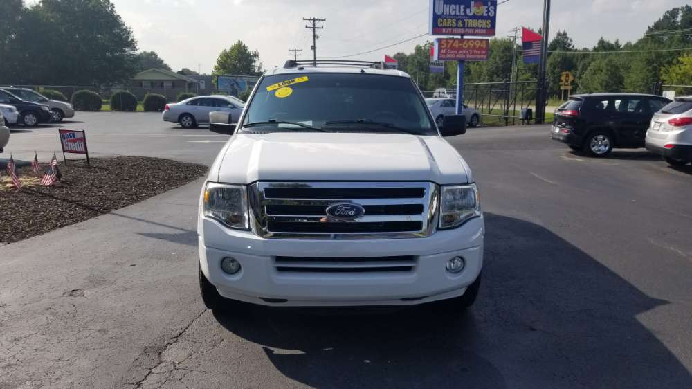 Ford Expedition 2011 White