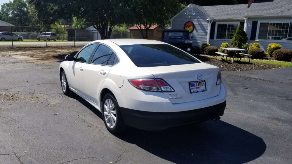 Mazda 6 2012 White