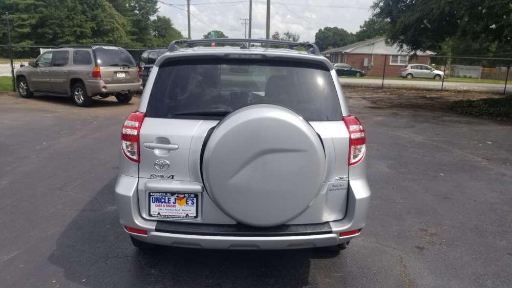 Toyota Rav4 2012 Silver