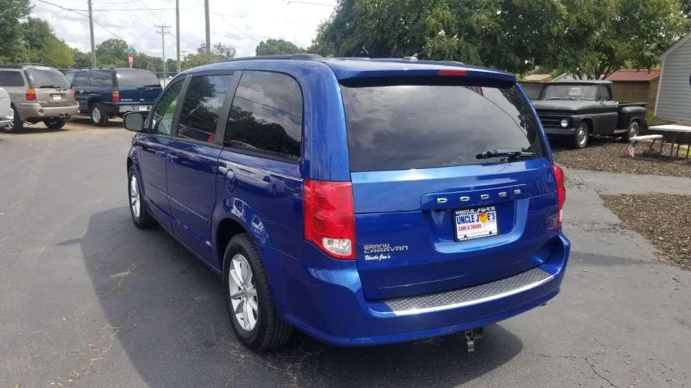 Dodge Grand Caravan 2013 Blue