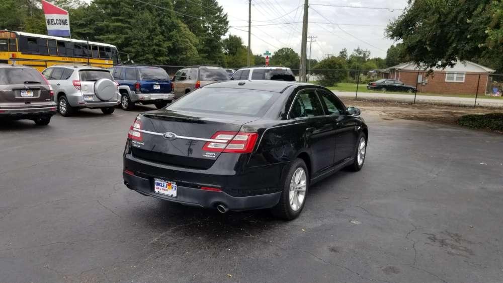 Ford Taurus 2014 Black