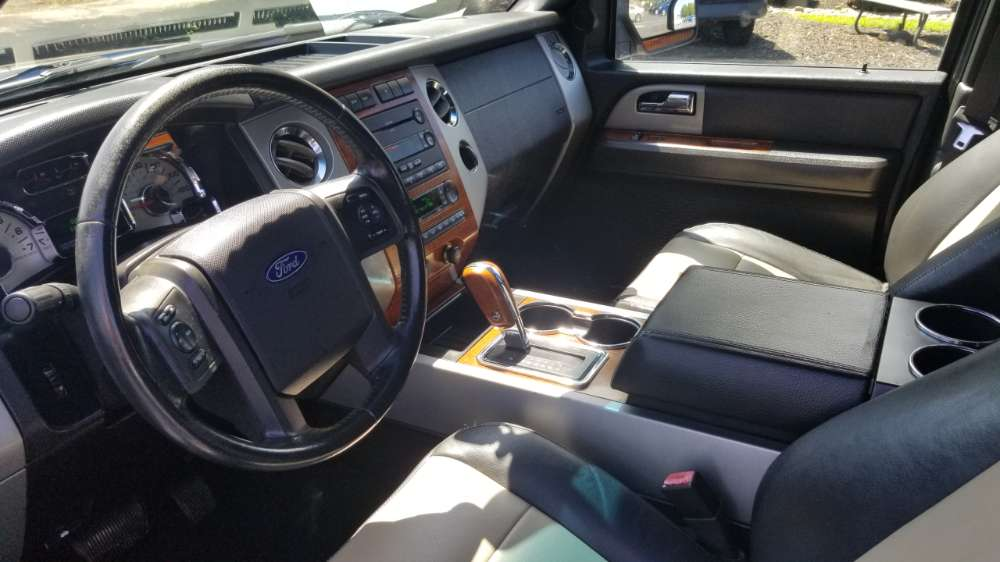 Ford Expedition 2007 Blue