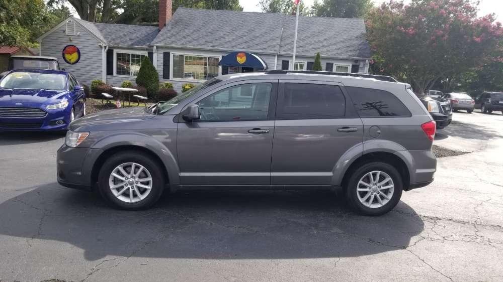 Dodge Journey 2013 Gray