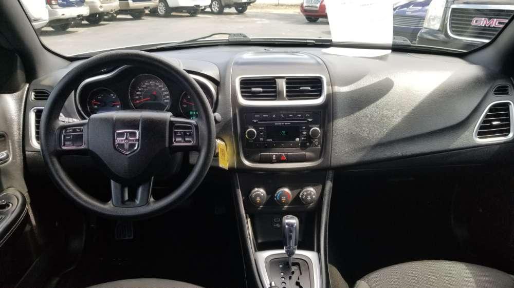 Dodge Avenger 2014 Dark Gray